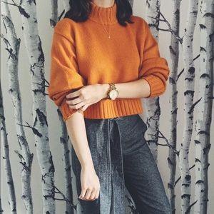 Aritzia Wilfred Free Heinen Sweater XS